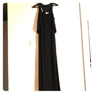 BCBGeneration Black Maxi Dress